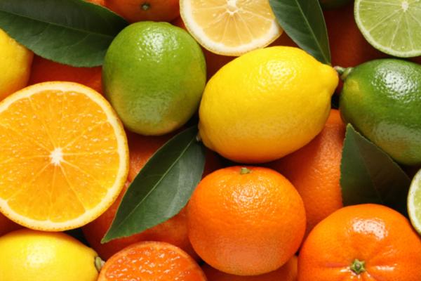 Citrus Fruits at Work